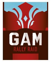 Gam Rally Raid Logo